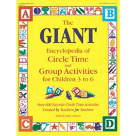 The Giant Encyclopedia Circle Time Ages 3-6