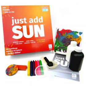 Just Add Sun Solar Science + Art Kit