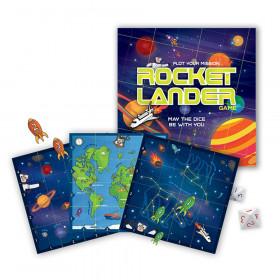 Rocket Lander Graphing Game