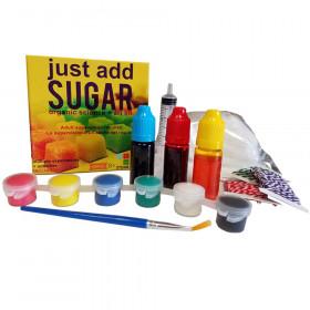 Just Add Sugar, Steam Kit 8 year-old