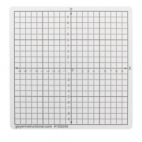 Graphing Stickers, Numbered Axis, 500 Stickers