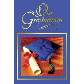 Our Graduation Program Cover, Pack of 25
