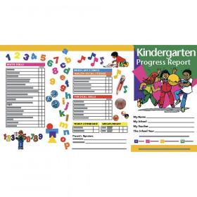 Kindergarten Progress Report Cards, 10/pkg
