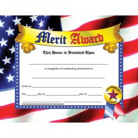 Merit Award, 30/pkg