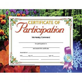 Certificate of Participation, 30/pkg
