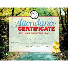 Certificates Attendance 30 Pk 8.5 X 11 Inkjet Laser