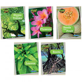 Raintree Perspectives Plant Parts Book Set, Set of 5