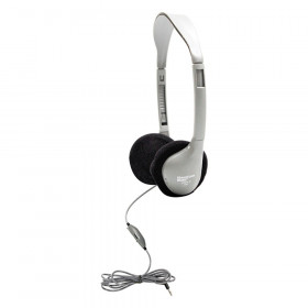 SchoolMate On-Ear Stereo Headphone with In-Line Volume Control