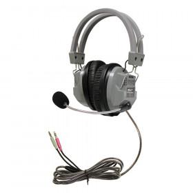 SchoolMate Deluxe Headphone with Boom Microphone
