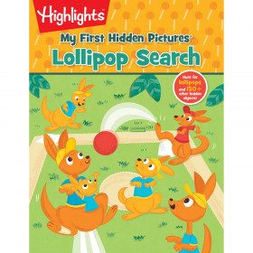 My First Hidden Pictures, Lollipop Search