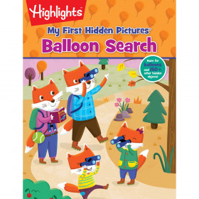My First Hidden Pictures, Balloon Search