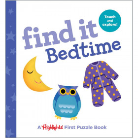 Find It Bedtime Board Book