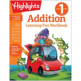 Learning Fun Workbooks, First Grade Addition