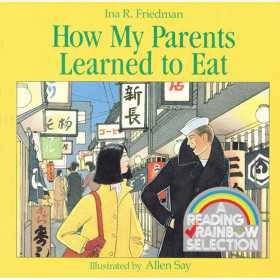 How My Parents Learned To Eat Book