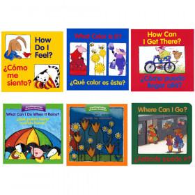 Good Beginnings Bilingual Board Books, Set of 6