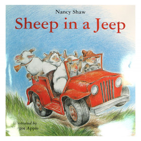Sheep in a Jeep Big Book