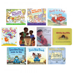 Houghton Mifflin Harcourt Best-Selling Board Book, Set of 10