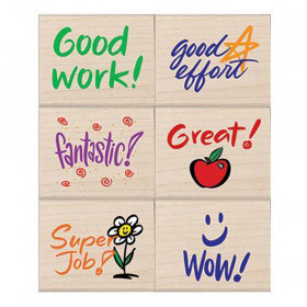 Stamps for Students, Set of 6