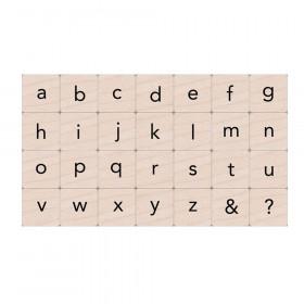 Ink 'n' Stamp Essential Letters, Set of 28