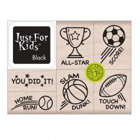 Slam Dunk Stamp Set