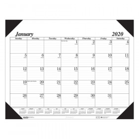 Economy Desk Pad 12 Months Jan - Dec