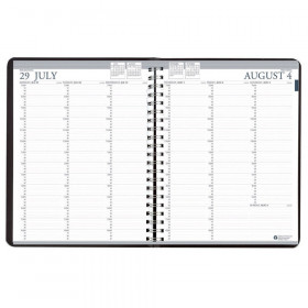 Academic Professional Weekly Planner Book