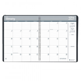 Monthly Academic Planner 24 Months Jan - Dec