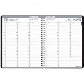 Professional Weekly Planner, 24 months, Jan-Dec