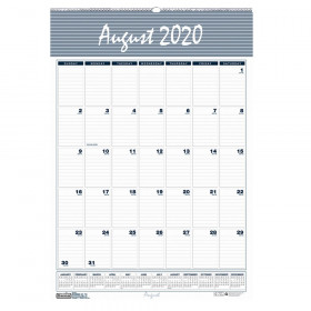 "Bar Harbor Academic Wall Calendar, 31.25""L x 22""W"