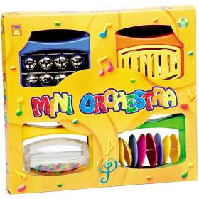 Mini Orchestra, Set of 4