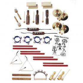 Multi-Instrument Classroom Set, 25-Player