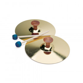 "Cymbals with Mallet, 5"", Pair"