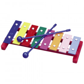 8-note Glockenspiel with Mallets