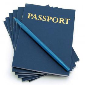 My Passport Books, Pack of 24