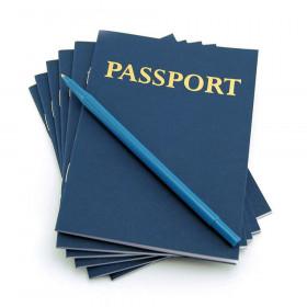 My Passport Books, 12 Per Pack
