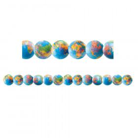 Globe Bright Border