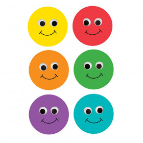 6In Smiley Face Classroom Accents 30Pk