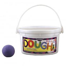 Dazzlin' Dough, Purple, 3 lb. tub