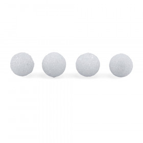 Styrofoam Balls, 1 Inch, Pack of 100