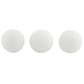 Styrofoam Balls, 4 Inch, Pack of 36