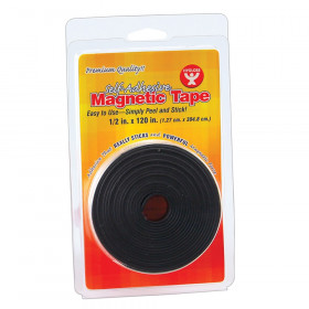 "Magnetic Strips, .5"" x 120"""