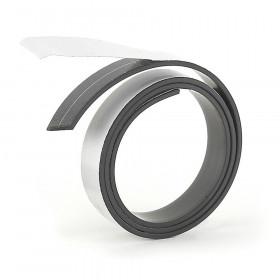"Magnetic Tape, 0.5"" x 18"", 1 Roll"