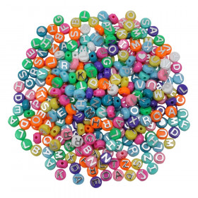 Abc Beads 300Pk For Arts & Craft Projects