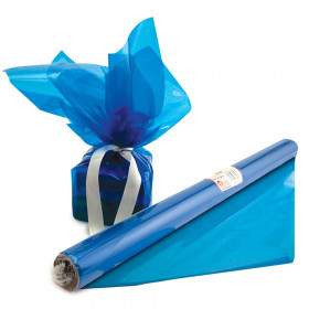 "Cello-Wrap Roll, Blue, 20"" x 12.5'"