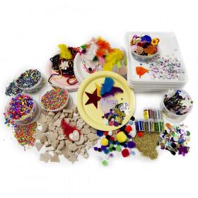 Collage Treasure Craft Box