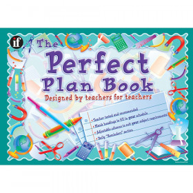 The Perfect Plan Book, Paperback