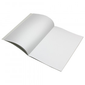 Rectangle Blank Book for Young Authors Activity Book, Grade K-3, Paperback