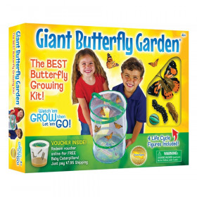 Giant Butterfly Garden Deluxe Growing Kit