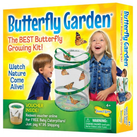 Original Butterfly Garden Growing Kit