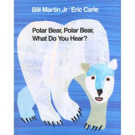 Polar Bear, Polar Bear What Do You Hear Big Book